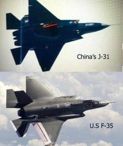 J31とF35